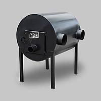 Печь калорифер Брест-500 (буржуйка)  для больших помещений