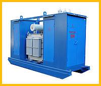Комплектные трансформаторные подстанции передвижные карьерные ПКТП (ПТП) 25…2500/10(6)/0,4-LE-У1