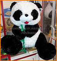 Большая плюшевая панда 78 см в шарфе