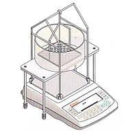 Прибор для определения удельного веса (HYDRO) (ADG1000-ADG4000) Аксис Украина