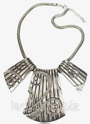 купить украшения для женщины девушки необычные колье на шею