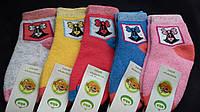 Махровые носки для девочки разных цветов, р-р 1-2, 14 грн за шт, упаковка (12 шт) 168 грн.