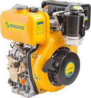 Двигатель дизельный Sadko DE-300M шлиц (6,0 л. с.)