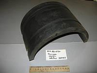 Накладка надрамника КАМАЗ на опрокид.механизм (накладка корпуса ловителя) (5511-8601134)