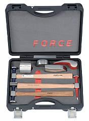 Набор рихтовочный 7 ед. Force 50713B F