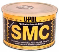 Шпаклевка армированная углеволокном эластичная SMCW/2 ,белая