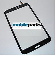 Оригинальный Сенсор (Тачскрин) для планшета Samsung T311, версия 3G, с вырезом под  динамик (Черный)