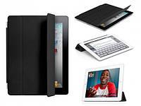 Чехол-крышка FitCase Smart Cover DCCA-07 черная iPad 2/3/4