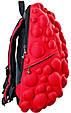 Яркий рюкзак Bubble Full MadPax КZ24483545, красный 30 л, фото 2