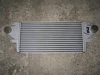Охладитель наддувочного воздуха ГАЗ 3308 3309 Двиг. 245 (Бишкек) теплообменник (33081К-1172012)