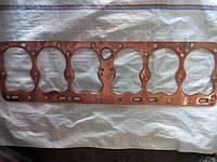 Прокладка ГБЦ ЗИЛ 157 ЗАХАР с металлическим каркасом ОМЕДНЕНИЕ (157-1003020)