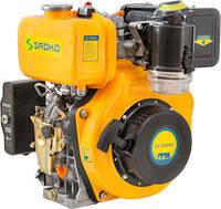 Двигатель дизельный Sadko DE-300ME шлиц (6,0 л. с.)