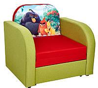 Детское кресло-кровать раскладное с ящиком для белья Той