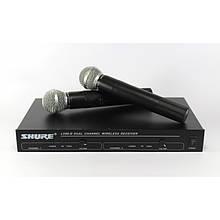 Микрофоны SHURE LX88-II     . f