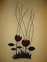 Панно «Тюльпаны»