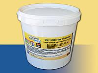 Гранулы  для бассейна Crystal Pool шоковый хлор Dry Chlorine Granules – 5кг