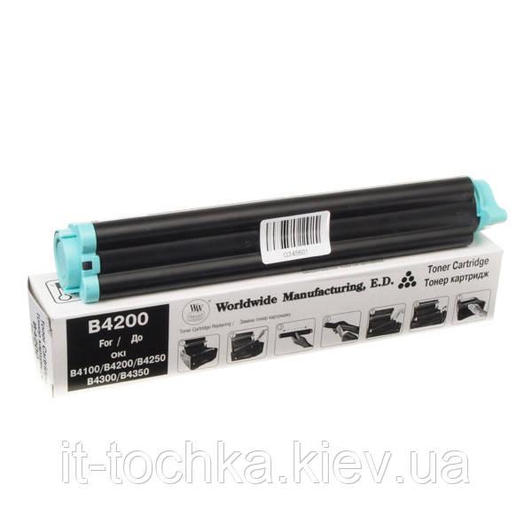 Тонер ipm для hp lj 1160/1320/p2015 бутль 140г black (tb89-2)