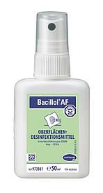 Засіб швидкої дезінфекції Бацилол АФ 50 мл