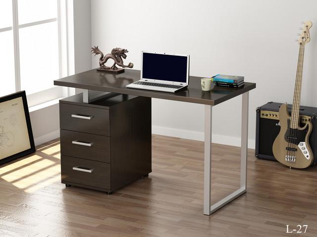 Письменные, компьютерные, офисные столы. Стеллажи