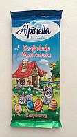 Шоколад Alpinella (Альпинелла с малиновой начинкой) 100 г. Польша