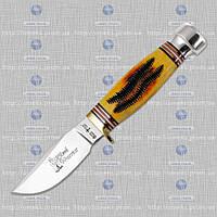 Нескладной нож 2301 HBJR (кость быка) MHR /00-21
