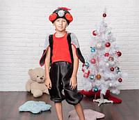 """Новогодний костюм"""" Снегиря"""" для мальчика"""