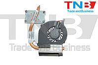 Кулер + радиатор HP COMPAQ CQ43 (Для Intel Pentium, интегрированная графика ) (DFS551005M30T)