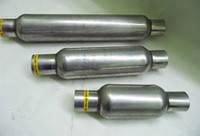 Стронгер (пламегаситель) на BMW 1 series (БМВ 1-й серии) E81, E82, E87, E88