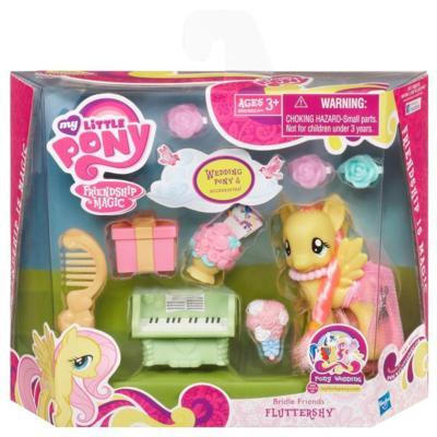 My Little Pony - Набір з Флатершай - Наречена (FLUTTERSHY)