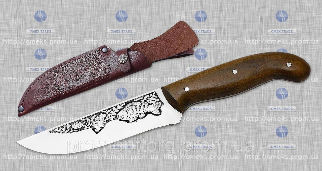 Охотничий нож РЫБАЦКИЙ-1 MHR /52-31