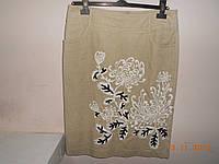 Юбка зимняя с вышивкой, фото 1