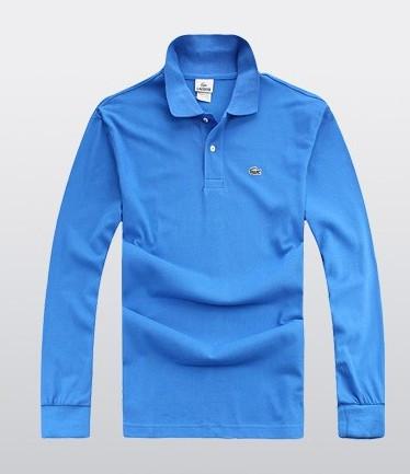Lacoste original мужская рубашка поло реглан лакоста