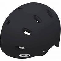 Детский шлем ABUS SCRAPER KID v.2 velvet black S