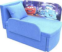 Детския мебель диван раздвижной Мультик Тачки