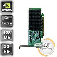 Видеокарта PCI-E NVIDIA GeForce 6200LE (128Mb/DDR/32bit/DVI) б/у