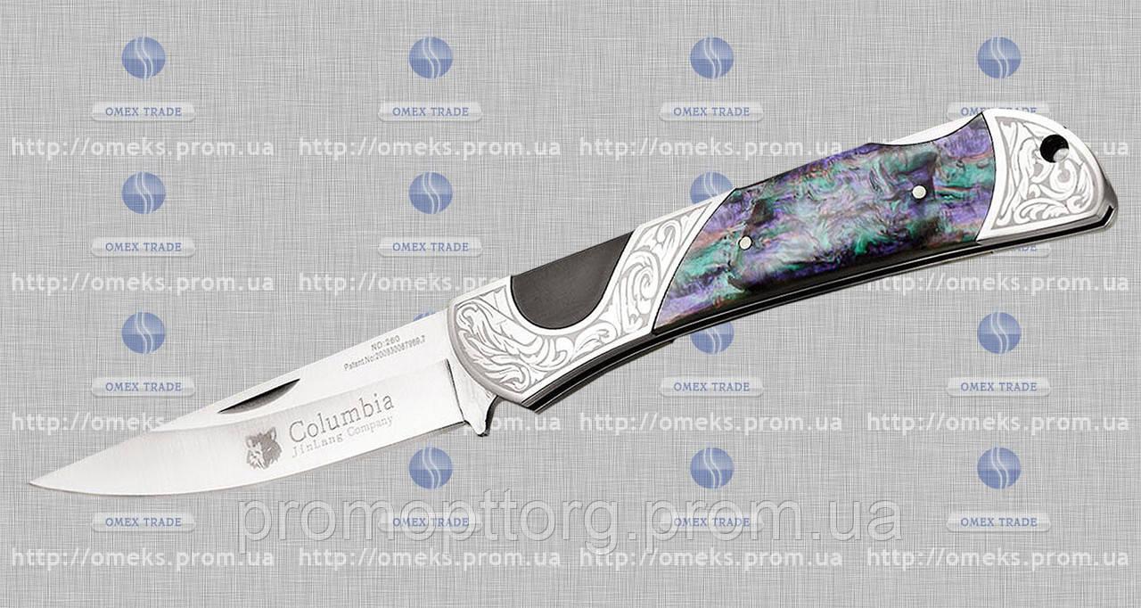 Складной нож 260-columbia MHR /05-5