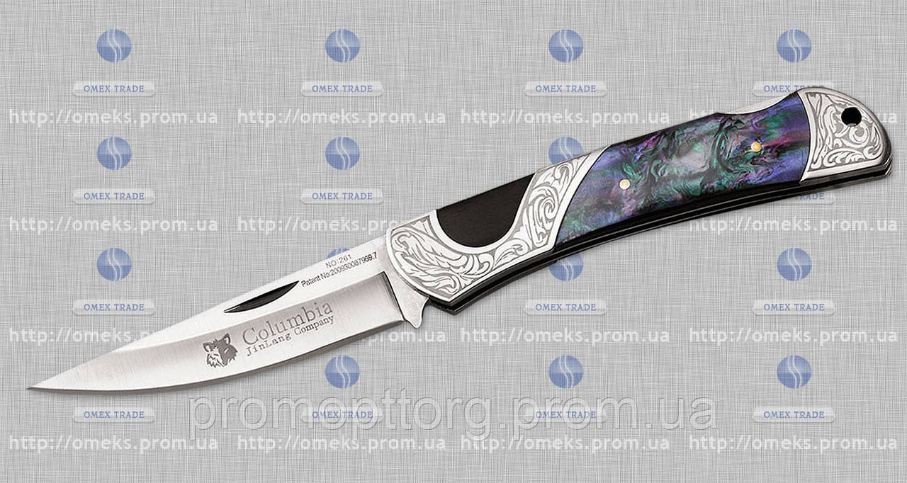 Складной нож 261-columbia MHR /08-4