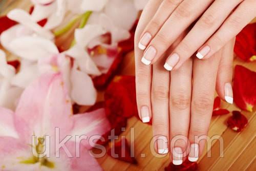 Ухаживающие процедуры для роста ногтей
