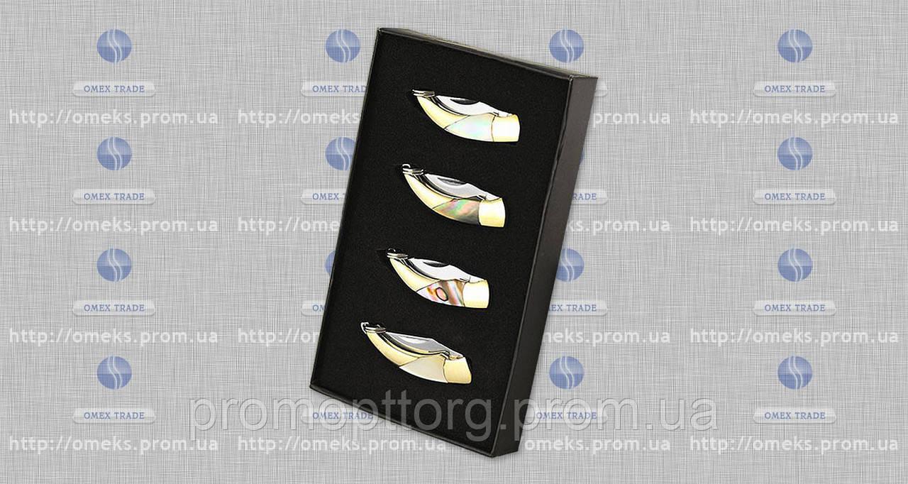 Подарочный набор складных ножей-брелоков 004106-SET MHR /99-6