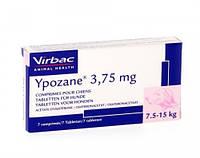 Ипозан (Ypozane M) для собак весом 7,5 - 15 кг., 7 табл 3,75 мг.