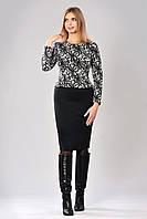 Классическая женская юбка длинны миди