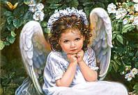 Пазлы Ангельские глазки, количество элементов 260 Castorland В-27286