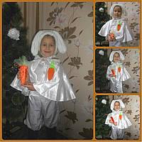 Костюм зайчика , зайки, заец, зайчонок прокат Киев, фото 1