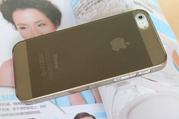 Чехол Ultra Thin 0.3мм для телефона Apple iPhone 5/5S