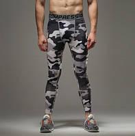 Компрессионные мужские штаны Термо леггинсы лосины рашгард Nike Vansydical