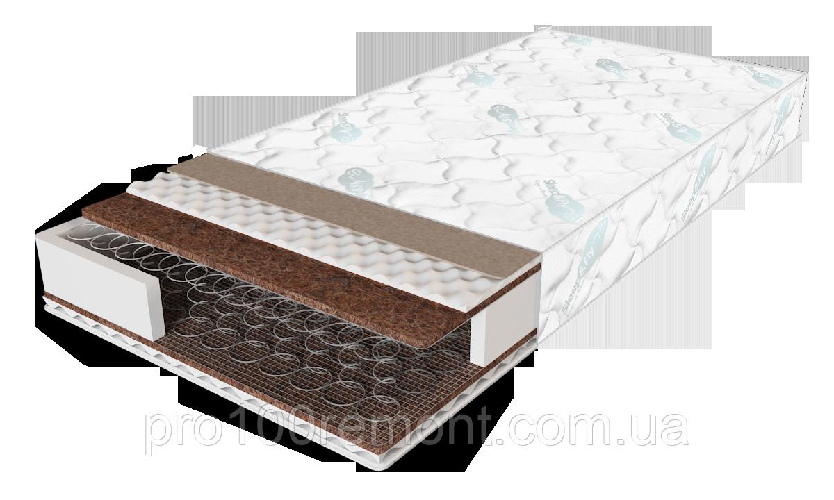 Матрас ортопедический ЕММ Sleep&Fly Classic Plus Kokos
