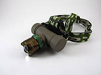 Налобный светодиодный фонарь Bailong BL-6866