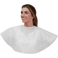 Пеньюар  белый  диаметр 80