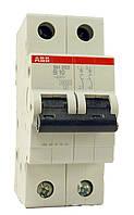 Автоматический выключатель ABB SH202-B 10A