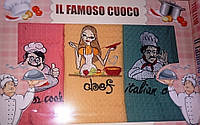 """Набор вафельных полотенец """"Italiano"""""""